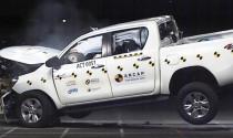 Toyota Hilux và Fortuner 2020 vượt qua thử nghiệm va chạm của ASEAN NCAP