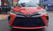 """Toyota Yaris 2021 """"âm thầm"""" xuất hiện tại Việt Nam, đầu xe giống Toyota Camry"""