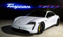 Xe điện Porsche Taycan chính thức bán ra tại Việt Nam, giá từ 5,7 tỷ đồng