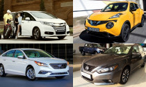 5 mẫu xe chất lượng tốt nhưng bị khai tử đầy đáng tiếc tại thị trường Việt Nam