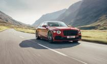 Bentley trình làng Flying Spur 2021 biến thể động cơ V8: đại gia Việt dễ tiếp cận hơn