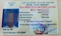 Giữ nguyên thời hạn đối với giấy phép lái xe, bỏ quy định dừng xe 5 phút