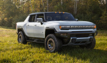 GMC Hummer EV - siêu bán tải điện giá 110.000 USD