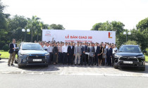 Hai mẫu Toyota Corolla Cross được dùng để nghiên cứu hiệu quả công nghệ hybrid tại Việt Nam