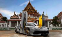 Koenigsegg ra mắt bộ đôi hypercar Gamera – Jesko Absolut tại Thái Lan: giá bán không dưới 150 tỷ