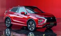 Mitsubishi Eclipse Cross 2021 chính thức ra mắt