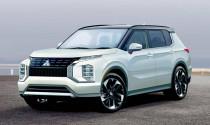 Mitsubishi Outlander thế hệ mới rò rỉ thông số động cơ