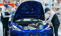 Tesla xuất khẩu xe điện từ Trung Quốc sang châu Âu