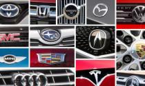 Thương hiệu ôtô nào giá trị nhất năm 2020?