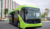 Xóa bỏ khói đen ống xả, Vingroup chính thức chạy thử nghiệm xe buýt điện VinFast