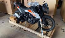 KTM 390 adventure chính thức đặt chân đến Việt Nam giá từ 175 triệu đồng