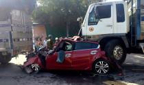 Nhận biết những đặc điểm xe từng bị tai nạn