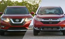 So sánh Honda CR-V và Nissan X-Trail 2021: \'Bại binh\' trở lại liệu có làm nên chuyện?