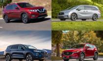 5 mẫu xe thay thế hoàn hảo nếu không thích Honda CR-V