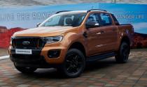 Ford Ranger 2021 bản nâng cấp mới sắp về Việt Nam, đầu xe thiết kế giống Ford Mustang