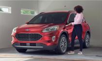 Hoãn sản xuất xe Ford Escape PHEV để khắc phục lỗi pin