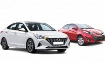 So sánh Toyota Vios và Hyundai Accent 2021: Cuộc chiến giành ngôi vương sedan hạng B