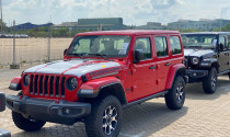 Xe Jeep chính hãng tại Việt Nam lộ giá dự kiến từ 2,9 tỷ, giảm phí trước bạ gần 400 triệu đồng