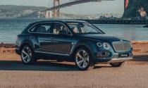 Bentley sắp tạm biệt động cơ đốt trong
