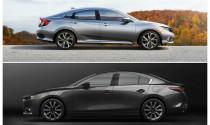 Có tầm 700 triệu chọn Honda Civic hay Mazda 3 2020 mới là hợp lý?