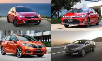Có tầm 700 triệu, không thích Honda Civic thì mua xe nào là hợp lý?