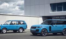 Range Rover Autobiography bản giới hạn ra mắt tại Thái: màu sắc sặc sỡ, nội thất sang chảnh