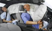 Túi khí ôtô quan trọng ra sao đối với sự an toàn?