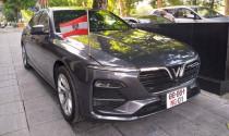 VinFast Lux A2.0 được Đại sứ quán Áo dùng làm xe ngoại giao