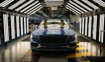 Bentley Flying Spur V8 bắt đầu đến tay khách hàng