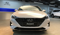 Hyundai Accent 2021 có giá dự kiến từ 570 triệu, đại lý mở đặt cọc cho khách mua xe