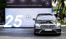 Kỷ niệm 25 năm có mặt tại Việt Nam, hơn 40.000 xe Mercedes-Benz được bán ra