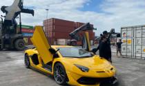 Lamborghini Aventador SVJ Coupe thứ 2 về Việt Nam, giá trị lên đến hơn 60 tỉ đồng