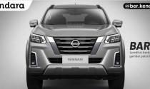 Lộ thông tin Nissan Terra có bản nâng cấp, thiết kế đi ngược xu hướng, giá bí ẩn