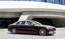 Mercedes-Maybach S-Class 2021 chính thức ra mắt, đối đầu Rolls-Royce Ghost và Bentley Flying Spur V8