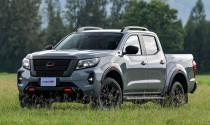 Nissan Terra bản nâng cấp sắp ra mắt