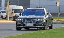 Sắp ra mắt Mercedes-Maybach S-Class 2021