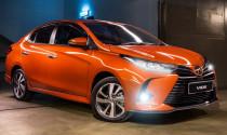 Toyota Vios 2020 ra mắt tại Malaysia giá từ 427 triệu đồng, bản tiêu chuẩn thêm đèn LED
