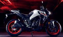 Yamaha MT-03 2021 sẽ trình làng vào tháng 12 với nhiều nâng cấp