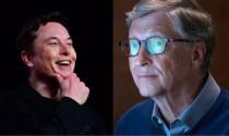 """Cổ phiếu Tesla tăng """"chóng mặt"""", Elon Musk vượt mặt Bill Gates trở thành người giàu thứ 2 Thế giới"""