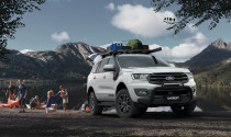 Ford Everest thêm phiên bản độc dành cho ai thích cắm trại, giá cao nhất 1.1 tỷ đồng