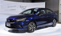 Honda City e:HEV chào Đông Nam Á, giá 27.700 USD