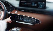 Hyundai Genesis GV70 nhận diện vân tay, giám sát nhịp thở