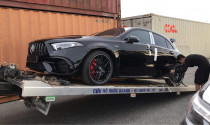 Siêu xe đường phố Mercedes-AMG A45S xuất hiện tại Việt Nam, bí ẩn nguồn gốc, giá dưới 3 tỷ đồng