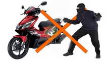5 cách chống trộm xe máy