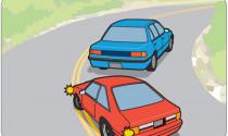Xử lý tình huống nguy hiểm khi lái xe