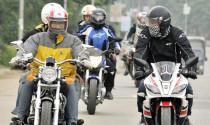 Điều cần nhớ khi 'phượt' đầu năm bằng xe máy