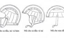 Mũ bảo hiểm nào là an toàn?