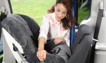 5 mẹo sử dụng ghế xe hơi an toàn
