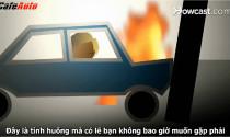 Vietsub: Làm thế nào để cứu người thoát khỏi xe đang cháy