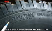 Vietsub: Cách đọc thông số lốp